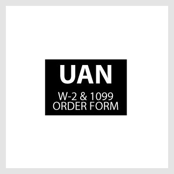 UAN tax order form link